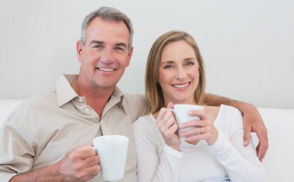 Kaffe trinken